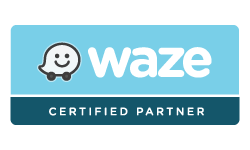 Waze Certified Partner