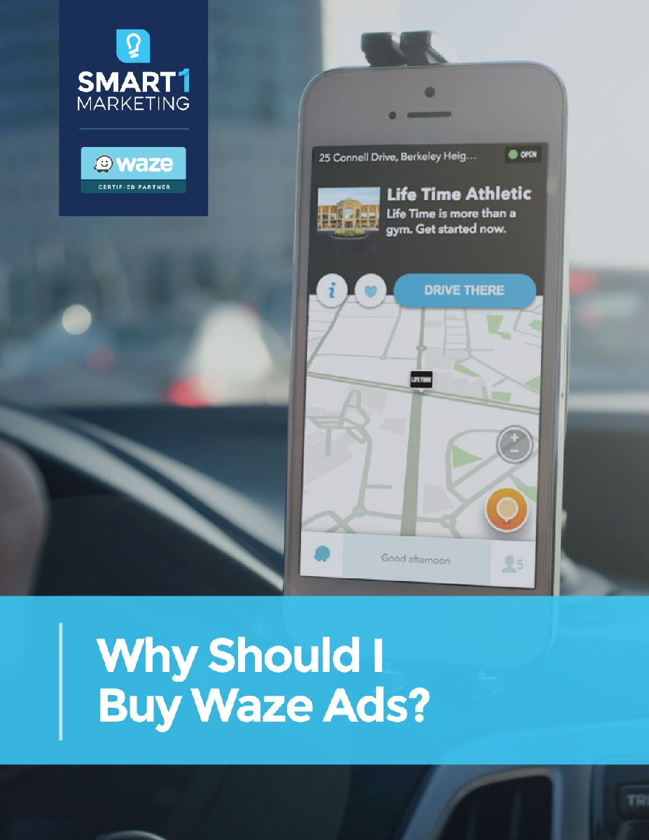 Why Should I Buy Waze Ads eBook