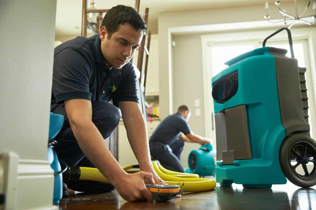 Residential Cleaning and Restoration