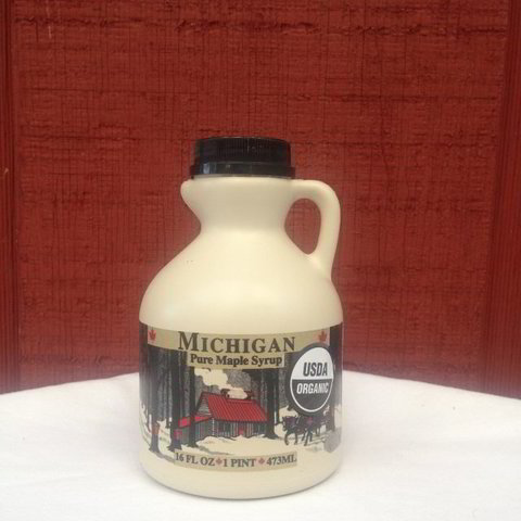 Pint of Maple Syrup - 16oz jug