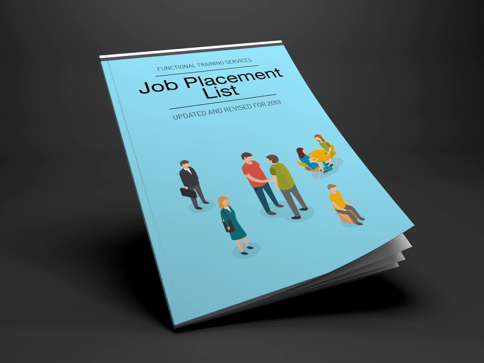 Job Placement List, Functional Training Services