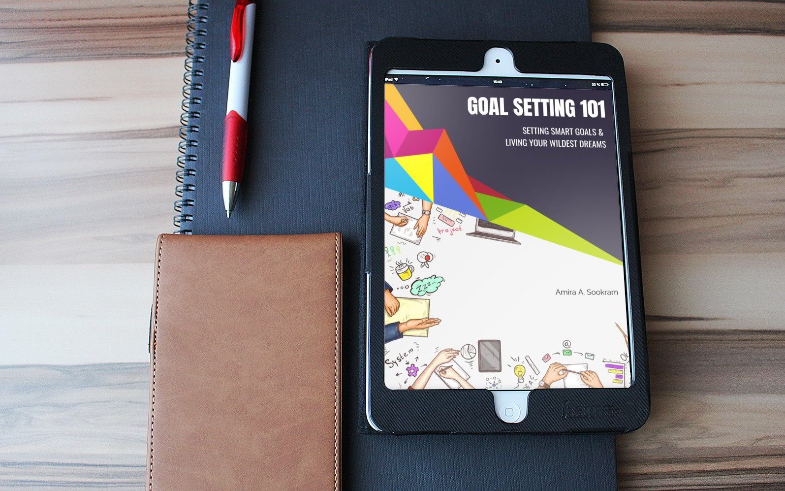 Goal Setting 101 - Setting Smart Goals & Living Your Wildest Dreams For: $9.95 ($15.95 Value)