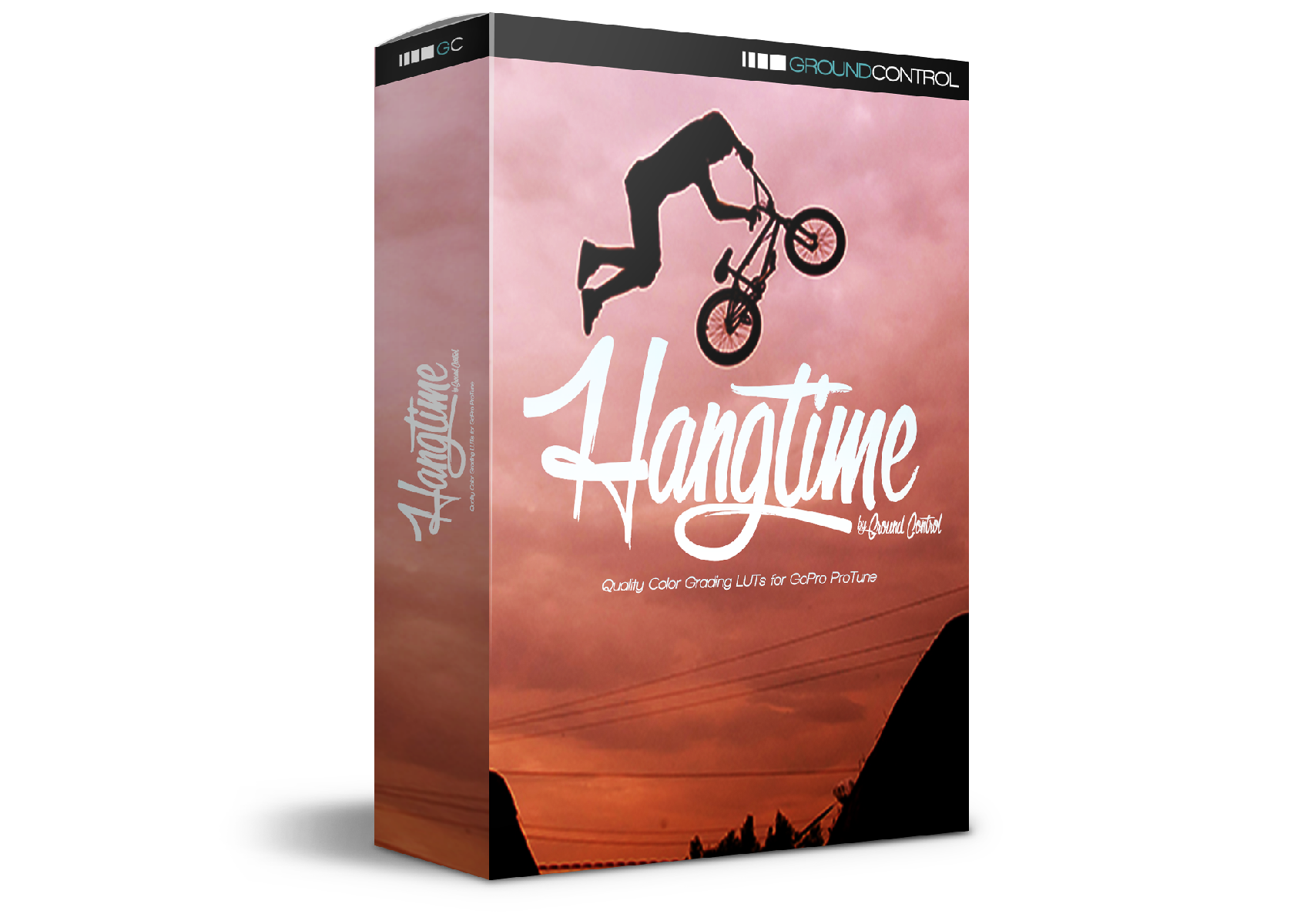 Hangtime LUTs for GoPro