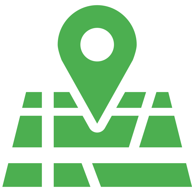 Map Icon Green