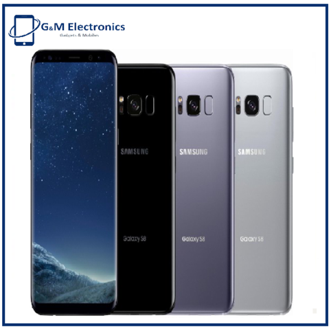 Samsung Galaxy S8 (pre-owned)