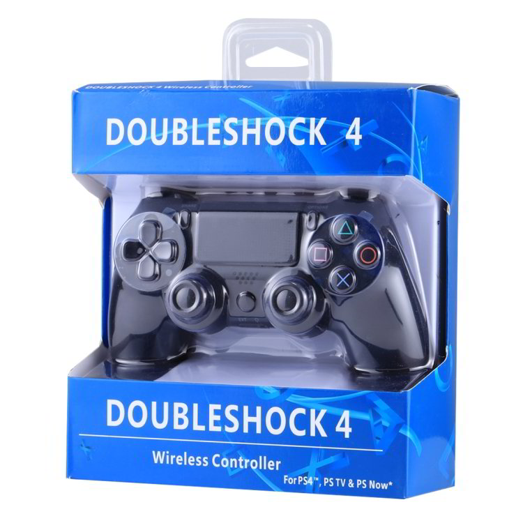 Dualshock 4 Wireless Game Controller for Sony PS4(Black)