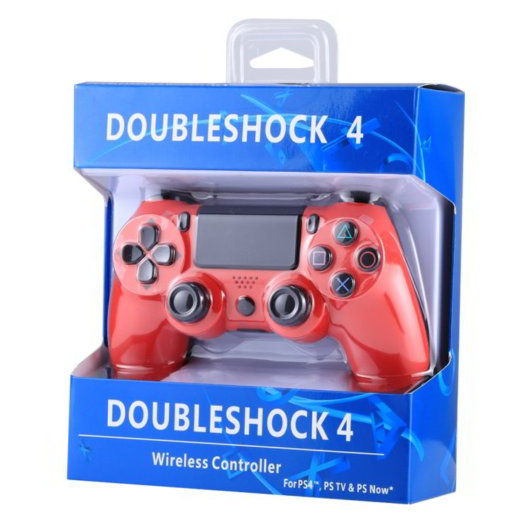Dualshock 4 Wireless Game Controller for Sony PS4(Red)