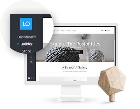 Your branded white label builder