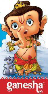Ganesha Picture Book