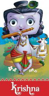 Krishna Picture Book