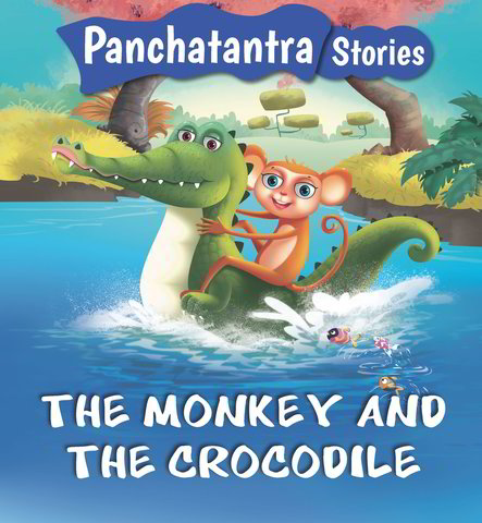 The Monkey and The Crocodile: Panchatantra Story