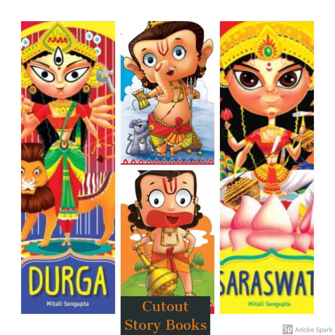 Hindu Gods and Goddesses Picture Book Bundle