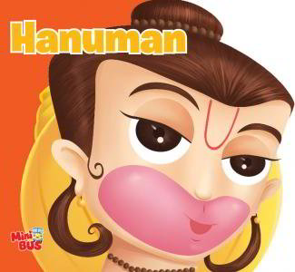 Hanuman Board Book