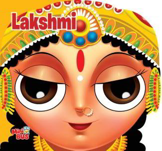 Lakshmi Board Book