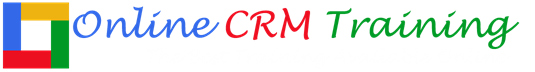 Online CRM Training