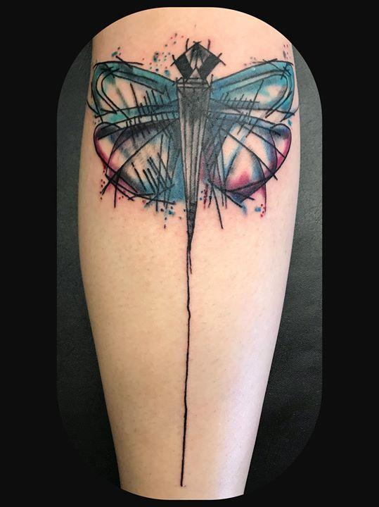 Tattoo by shay - Black moon