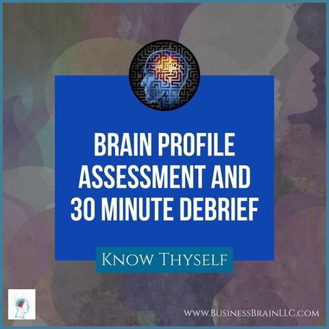 Brain Style Assessment with Video Coaching Debrief BASIC