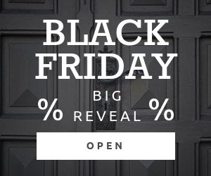 Ad Space - Black Friday Sale