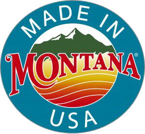 Made In Montana, USA Logo
