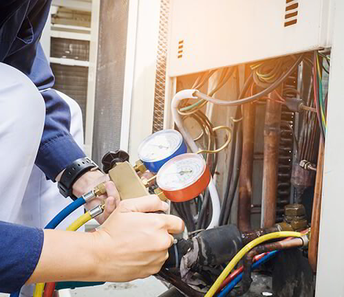 Air conditionier Repair