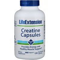 LIFE EXTENSION Creatine CAPS