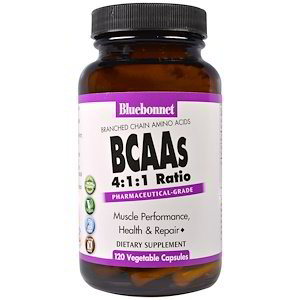 BCAA Supplement Increases Metabolism