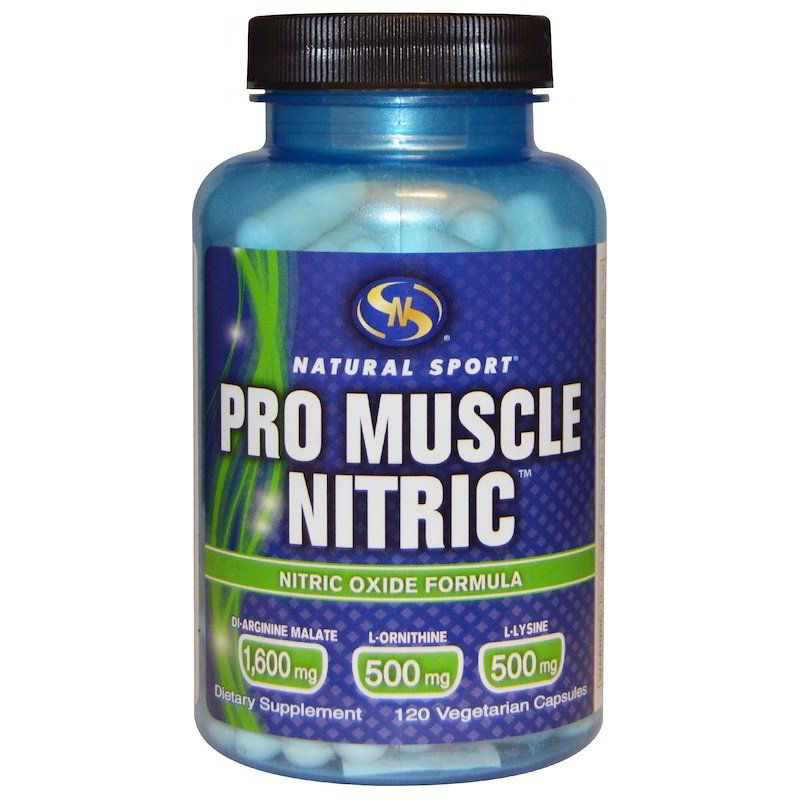 Nitric Oxide for Increased Workout Performance