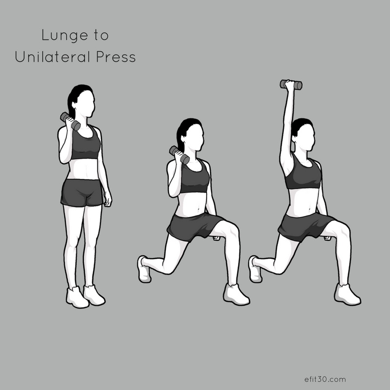 Lunge to Uni Press
