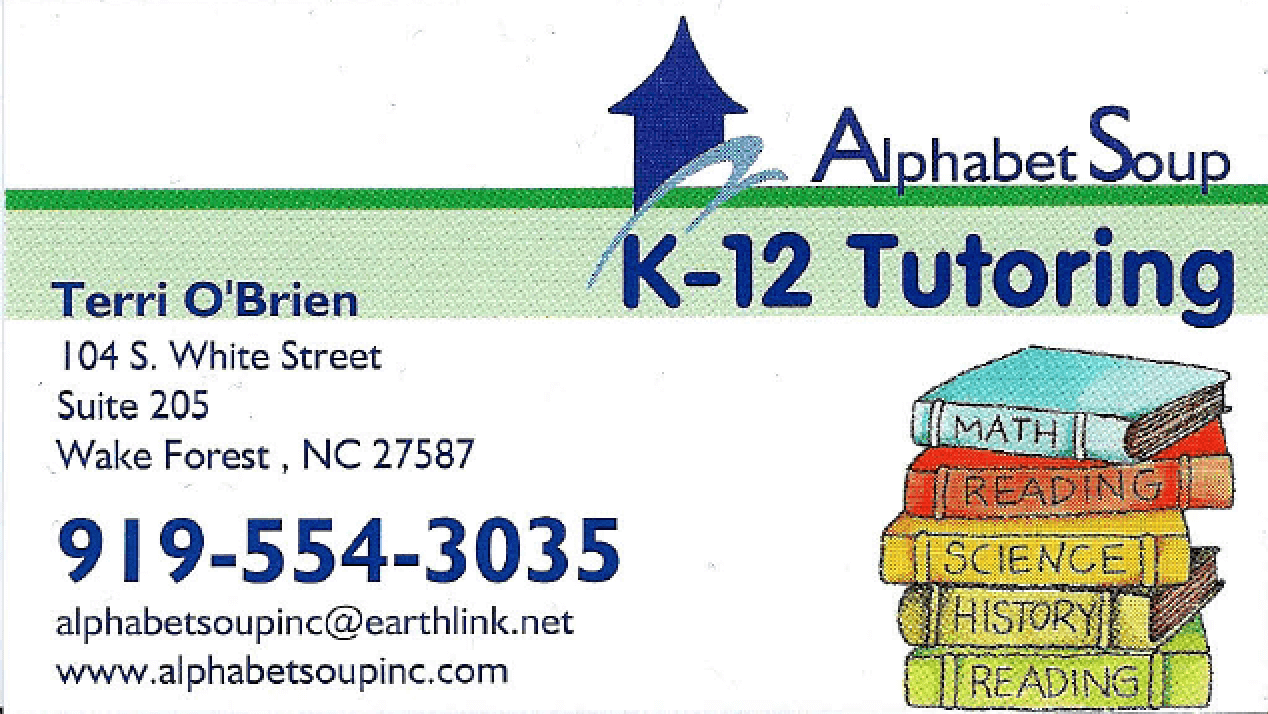 Alphabet Soup Tutoring | Members | Hatch Coworking