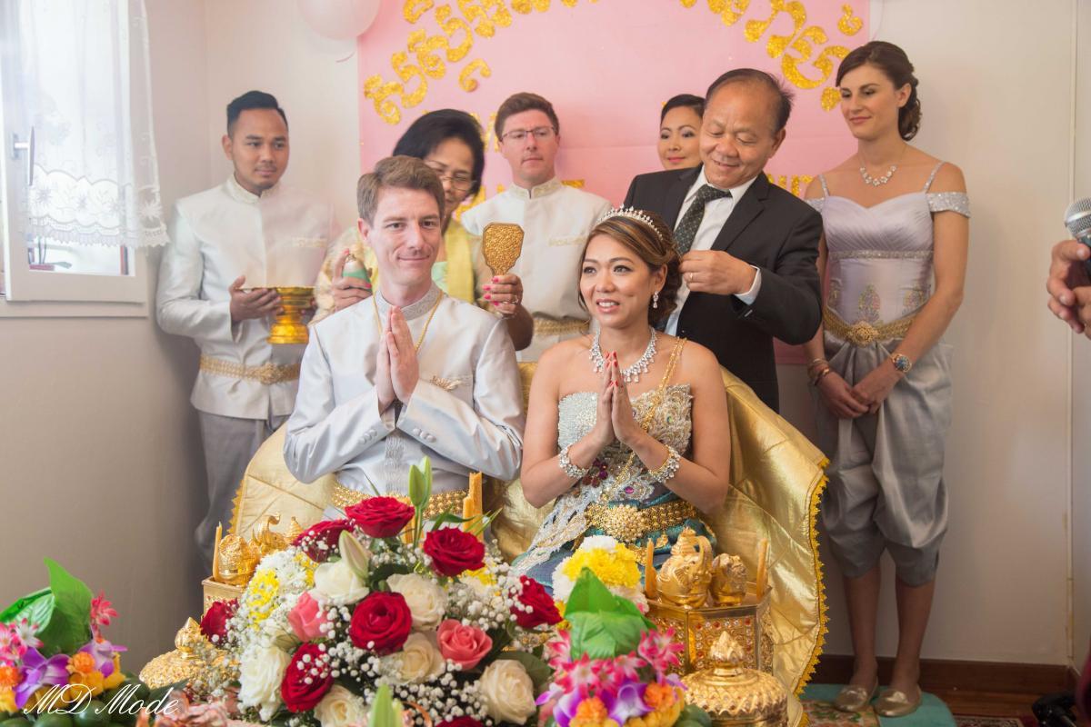 Déroulement d\u0027un mariage tradionnel cambodgien