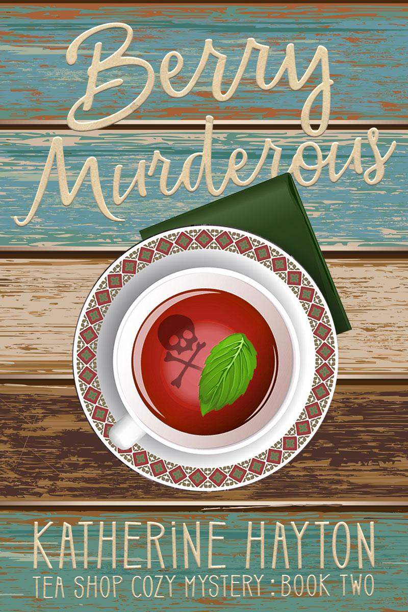 Berry Murderous Cover
