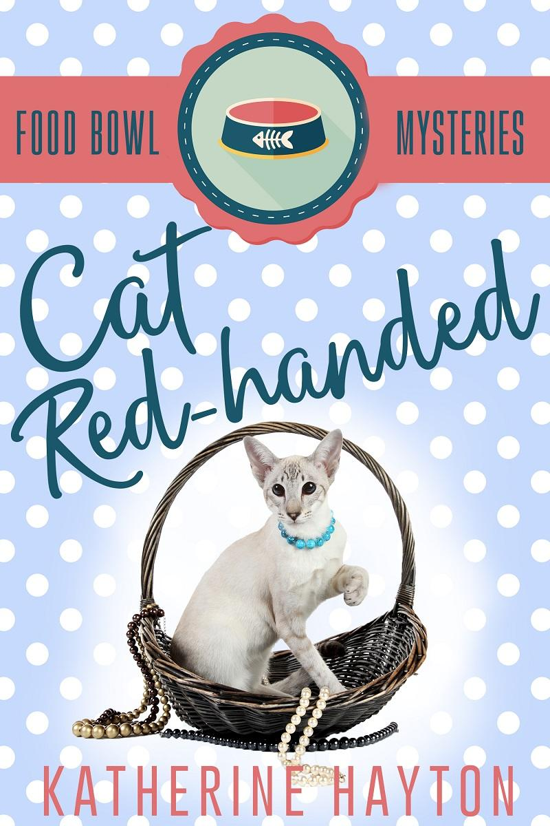 Cat Red-Handed Cover