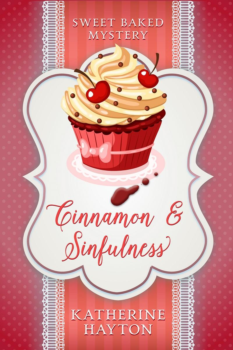 Cinnamon & Sinfulness Cover