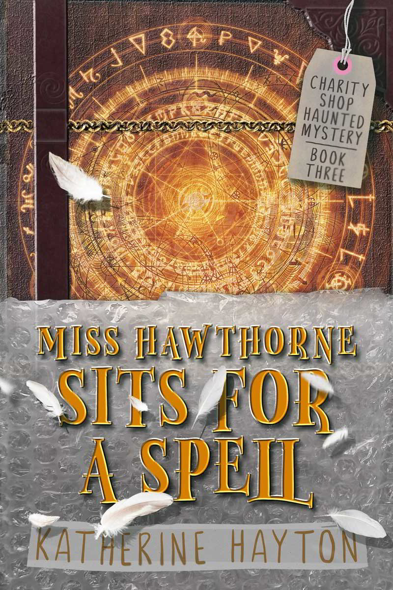 Miss Hawthorne Sits for a Spell eBook Cover