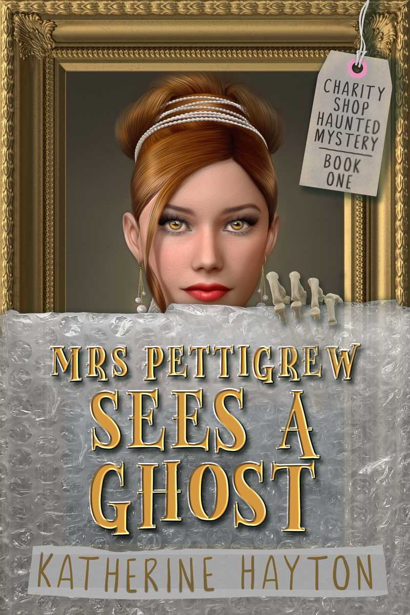 Miss Pettigrew Sees a Ghost eBook Cover