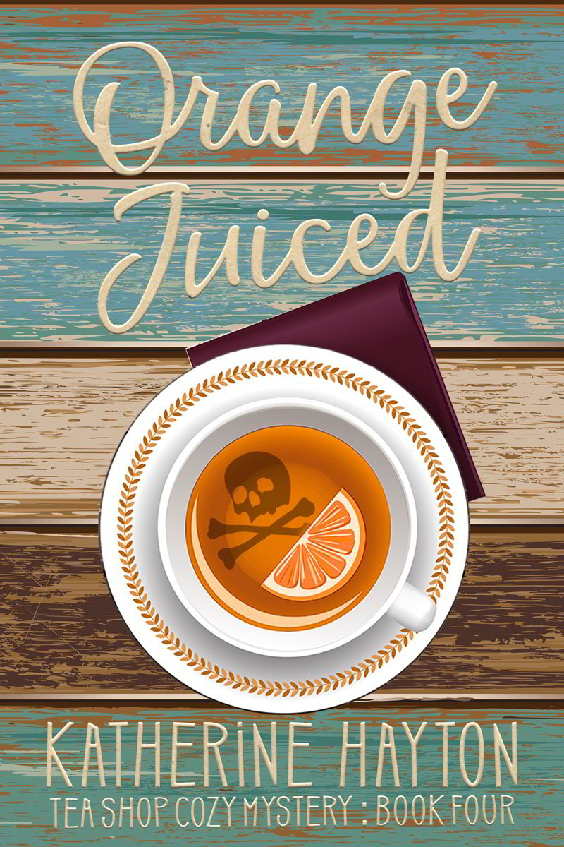 Orange Juiced Cover