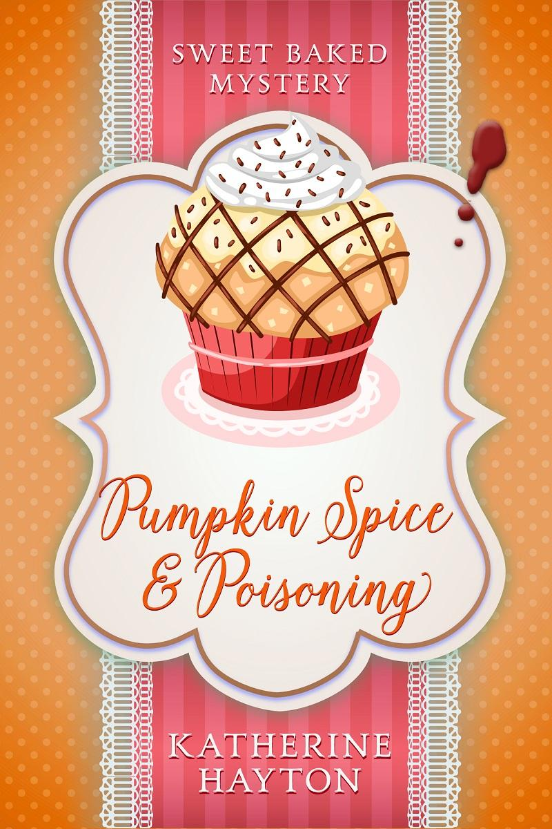 Pumpkin Spice & Poisoning Cover