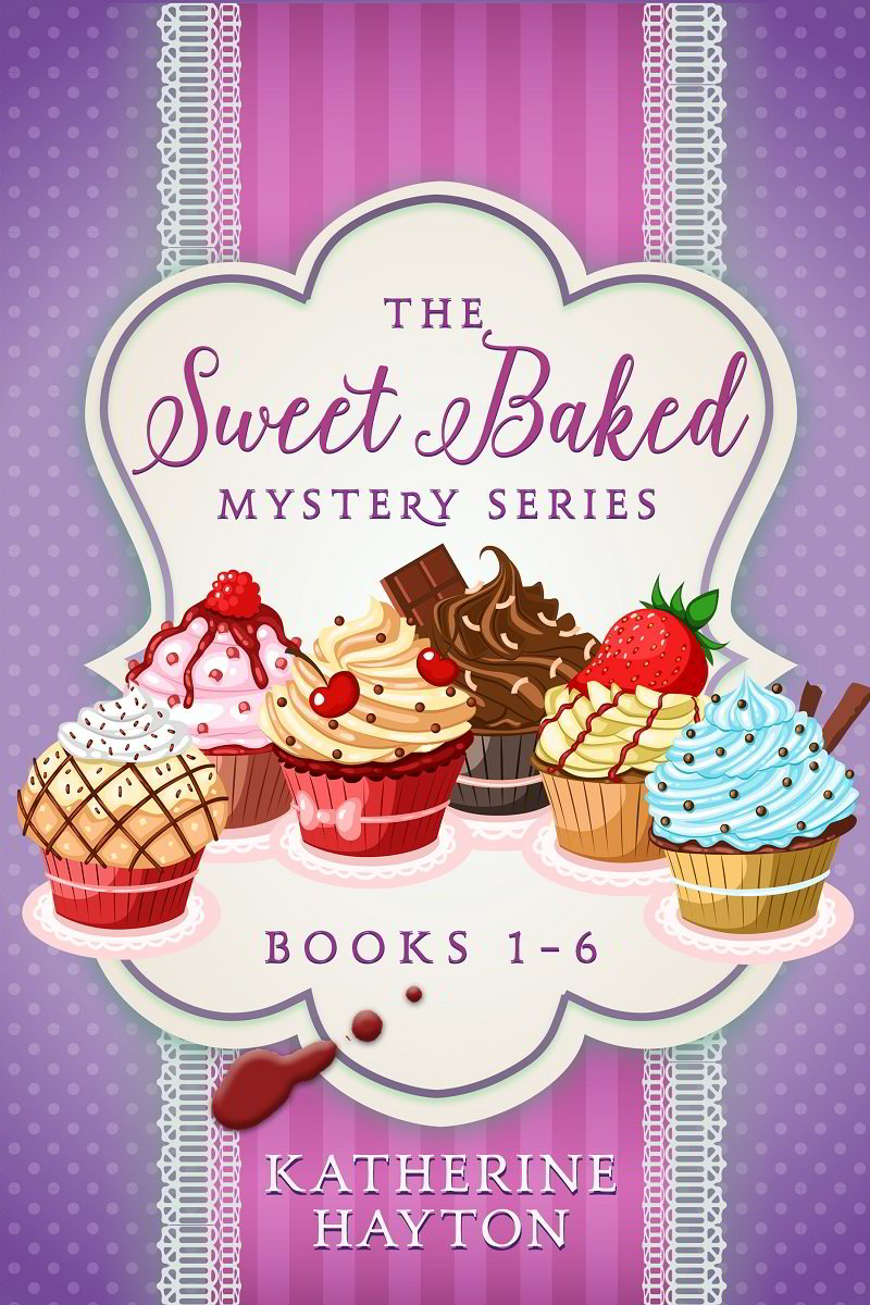 Sweet Baked Boxset Cover