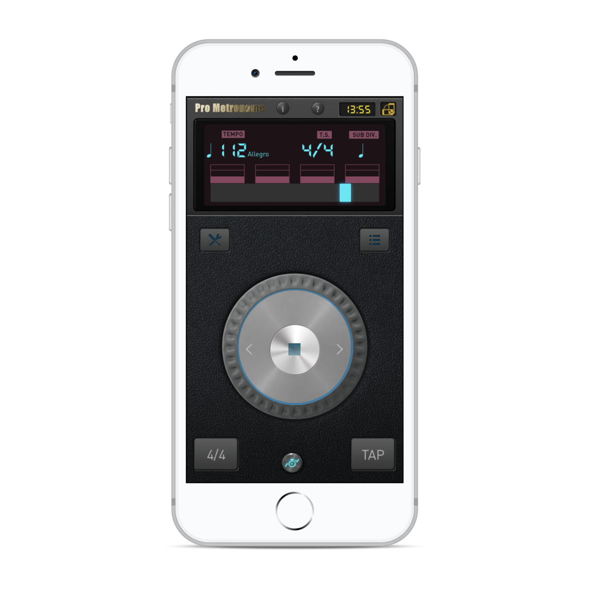 THE 5 BEST FREE METRONOME APPS FOR iPHONE