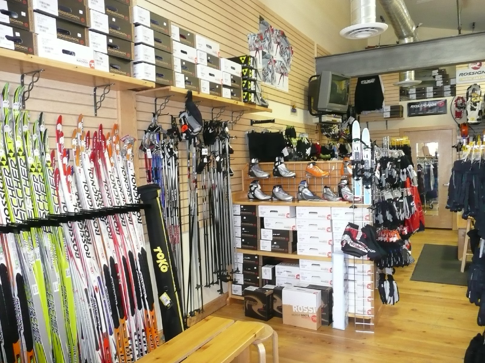 Cross Country Skis For Sale >> Mammoth Cross Country Skis Brian S Bicycles Xc Skis Ski Rentals