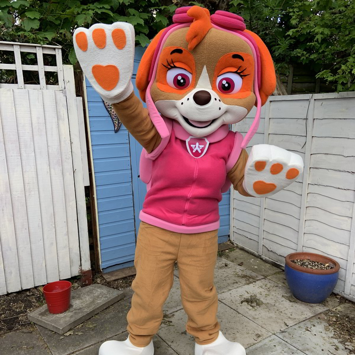 skye, paw patrol, loughton, chigwell, brentwood, warely, ongar, wanstead, barking, london,  essex