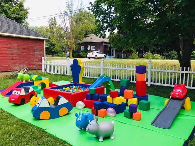 12' x 17' Soft Play Fun Zone