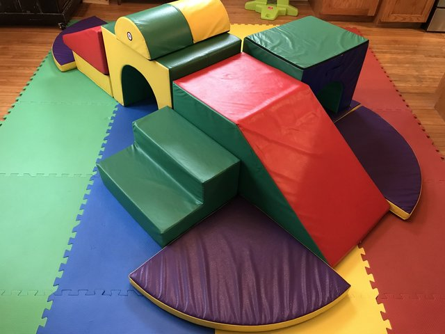 Mini Gym Obstacle Course Rental