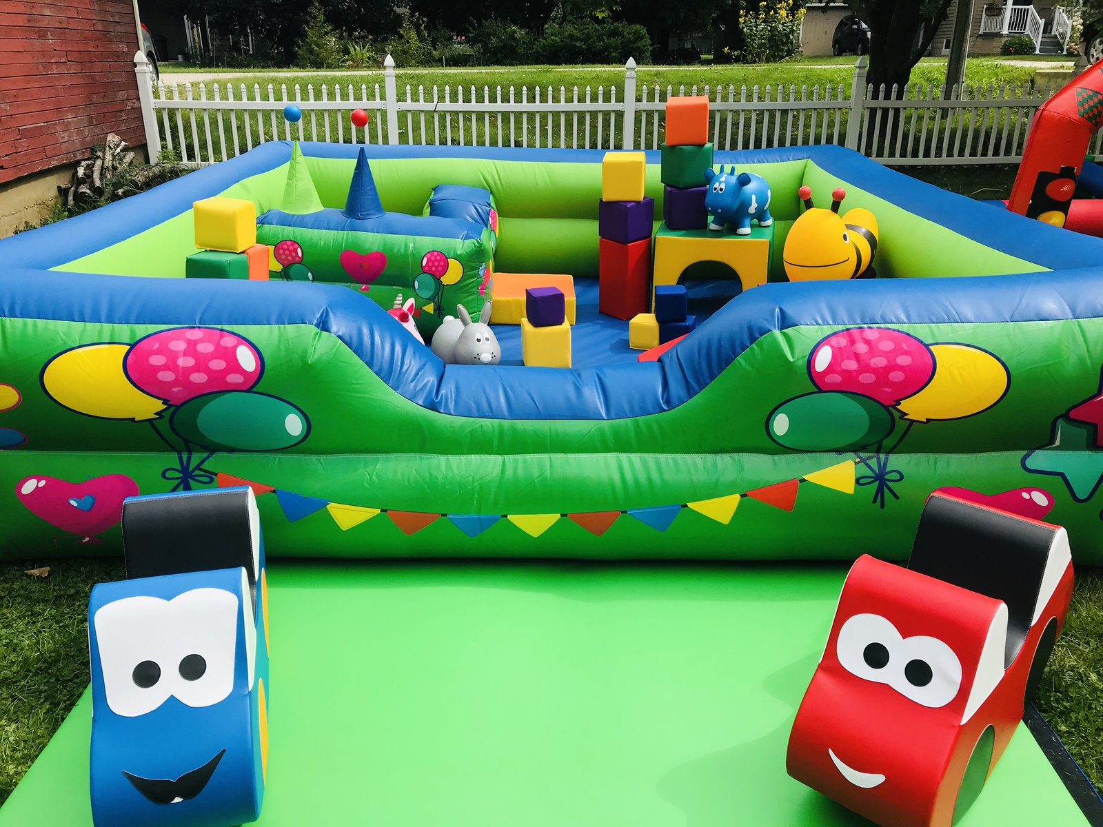 12' x 12' Party Fun Play Park