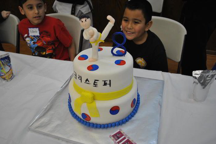 What Do You Get When Host Your Birthday Party At Life Champ Martial Arts