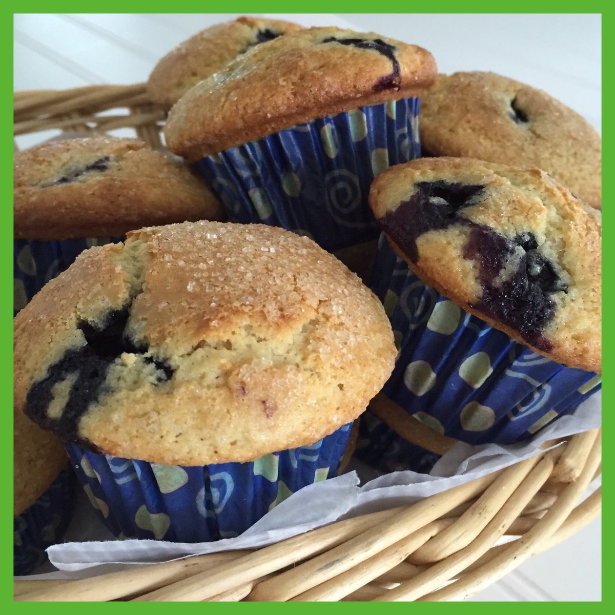Freely Vegan Muffins