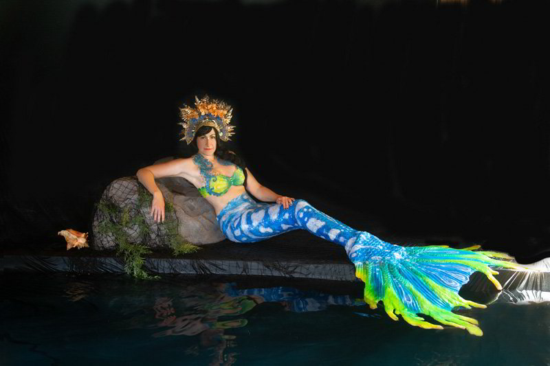 Mermaid Tail - Sea Dragon