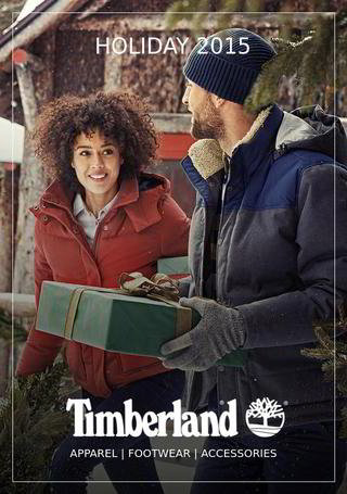 Timberland Holiday 2015 Wrap