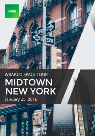 Midtown New York Wrap