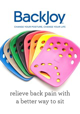 Backjoy Wrap